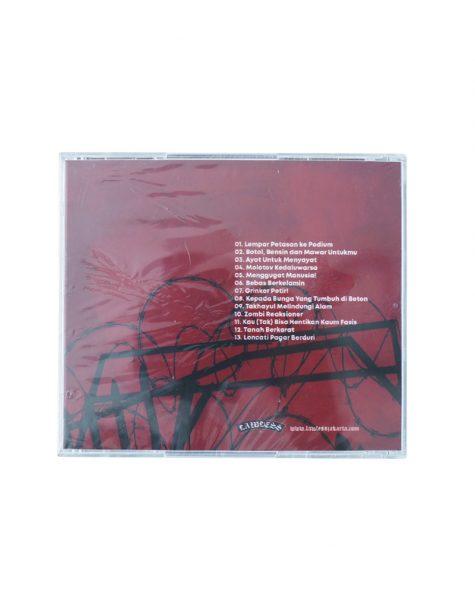 AK47 – Loncati Pagar Berduri CD