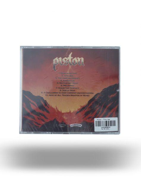 Piston – Titik Nol CD