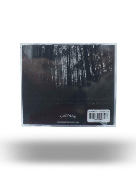 Poison Nova – Circle of Woe CD