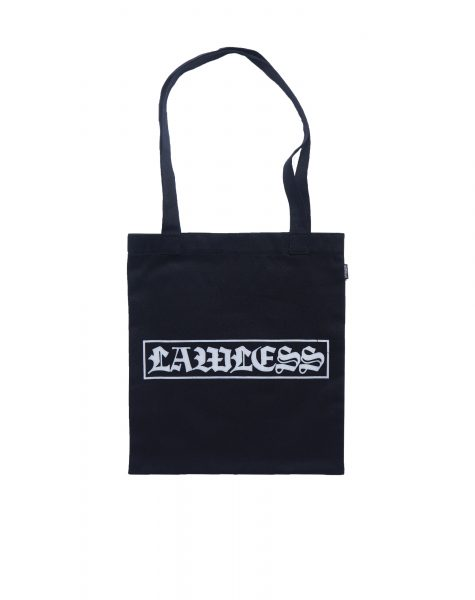 Lawless – Skull Roses Totebag