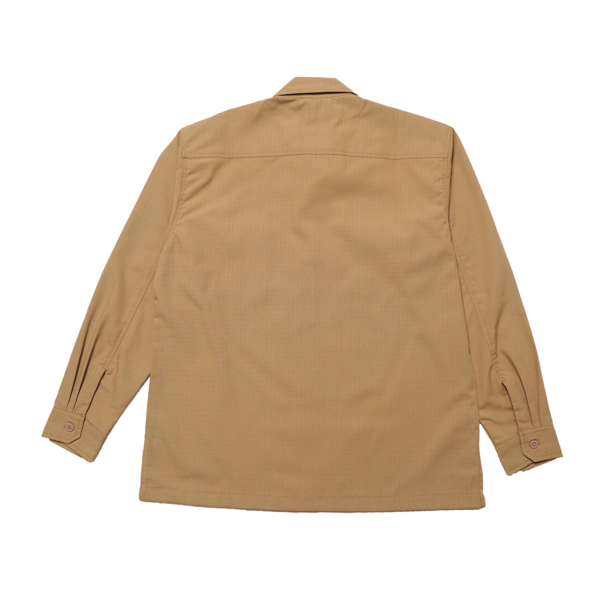 lawless-shirt-khaki-belakang