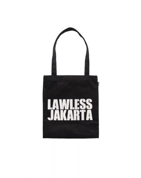 Lawless – Half Life Totebag