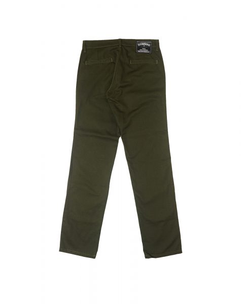 Lawless – Snarl Chino Pants Olive