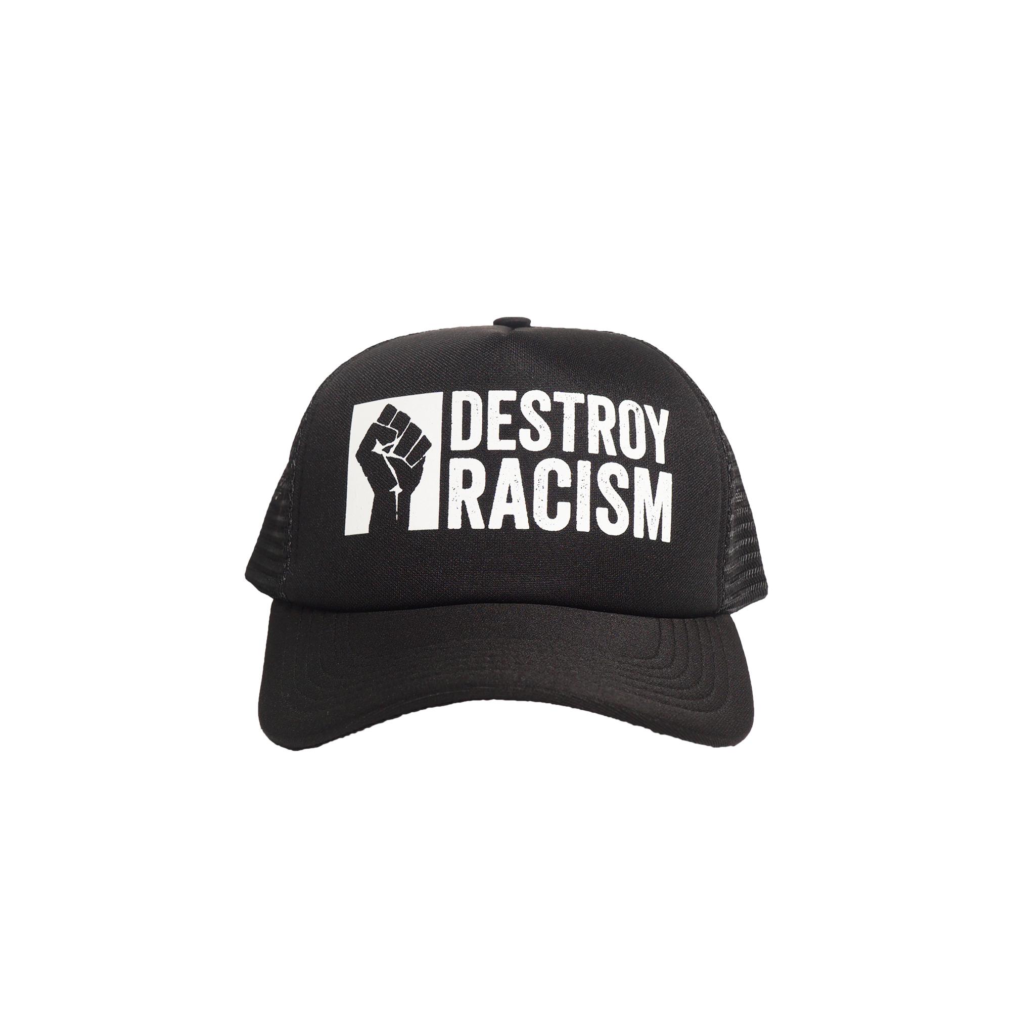 lawless Trucker-Destroy-racism