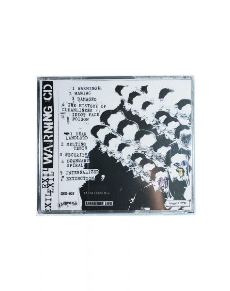 Exil – Warning CD
