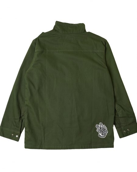 Sekepal Aspal – Parka Jacket Green