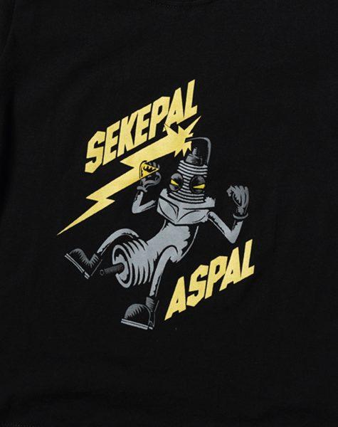 Sekepal Aspal – Spark Kids Black