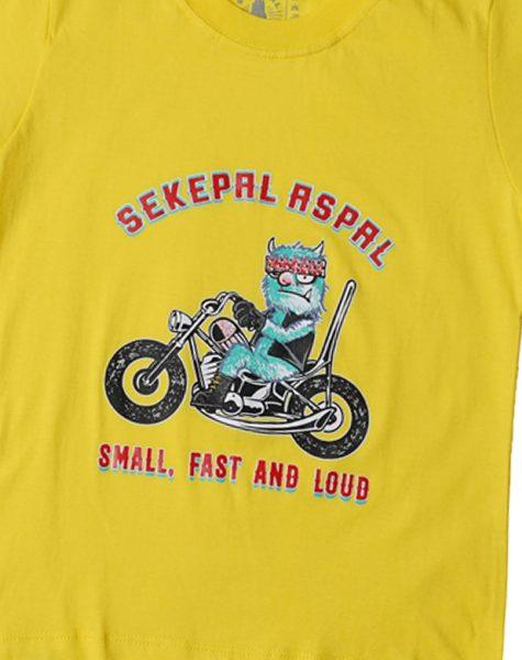 Sekepal Aspal – SFL Kids Yellow
