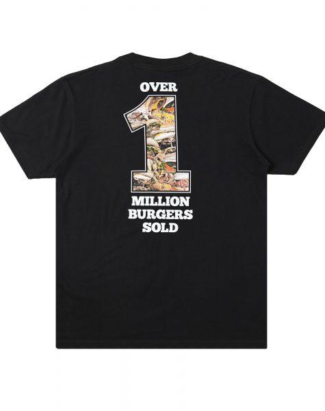 Lawless Burgerbar – 1 Million Burgers Sold