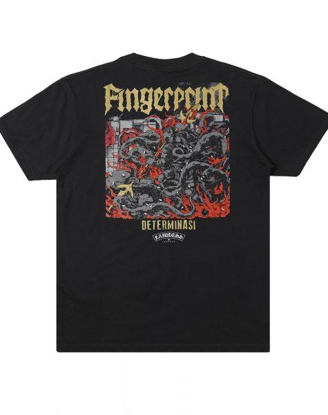 Fingerprint HC – Determinasi