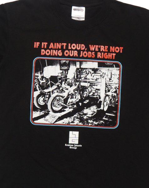 Lawless Garage – Loud It